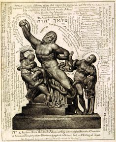 The most unusual intervention in the debate, William Blake's annotated print Laocoön, surrounds the image with graffiti-like commentary in several languages... Reflects Blake's theory that the imitation of ancient Greek and Roman art was destructive to the creative imagination. (Wikipedia) William Blake, Critique, Up Book, Italian Art, Michelangelo, Modern Prints, Looks Cool, Satan, A4 Poster