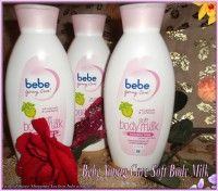 Bebe Young Care Soft Body Milk