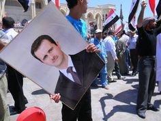 Más de 100.000 muertes y 1 presidente que resiste: Bashar al-Assad