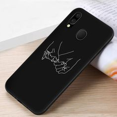 Cute Cartoon Stylish Phone Case For Samsung Galaxy - For Samsung A50 / 19
