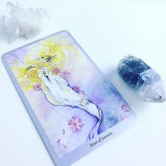 Daily #Tarot Reading for February 23: Four of Swords When we have just come through a mentally or emotionally trying period or when we must find our peaceful center even in the midst of a flurry of mental activity we feel the bracing energy of the Four of Swords. In medieval times before knights went off to war a hero's coffin was carved in their appearance. If they were skilled enough and lucky enough to come home it was customary to spend a length of time laying in their tomb in prayer…