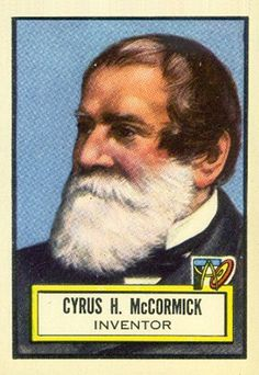 73 Best Mccormick images in 2019 | Historical society, Cyrus