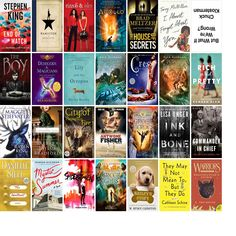 """Wednesday, June 8, 2016: The Greenfield Public Library has 13 new bestsellers, five new videos, five new audiobooks, 36 new children's books, and 46 other new books.   The new titles this week include """"End of Watch: A Novel,"""" """"Hamilton,"""" and """"Rizzoli & Isles: Season 6."""""""