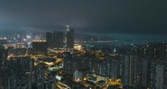 Hong Kong is Home – Beautiful Timelapse Portrait