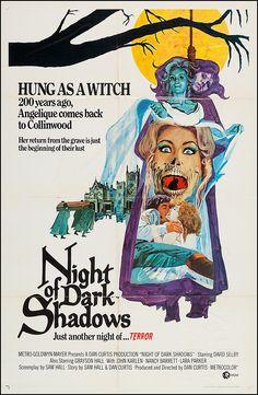 Night of Dark Shadows, 1971