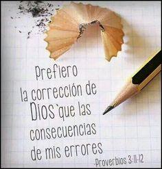 Proverbios 3: 11-12