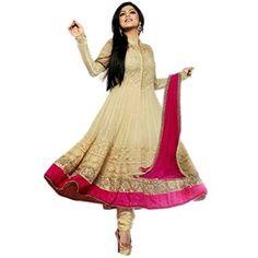 #ad RUHANI Women's Anarkali Salwar Kameez Designer Indian Dress Bollywood Ethnic Party