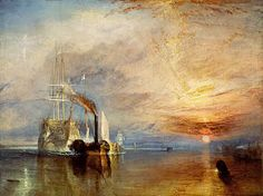 William Turner-The Fighting Temeraire