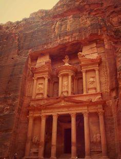 Jordan - The Treasury in Petra