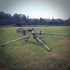 M2 Browning Machine Gun by e-symmetric.deviantart.com