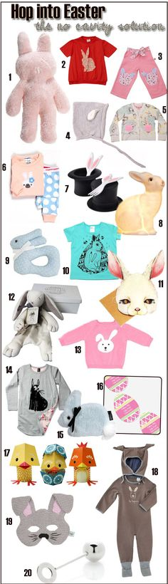 KidStyleFile Roundup : Sugar Free Easter Gift Ideas for Kids – Part 2