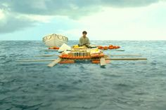 Multi #Oscar winning Life of Phi, widely shot in India, is the story of a 16 year-old Indian boy's passage to a new life in America which ends in a shipwreck in the Pacific #Namaste