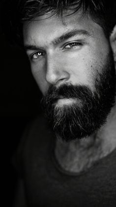 Beards And Mustaches, Moustaches, Great Beards, Awesome Beards, Beard Styles For Men, Hair And Beard Styles, Sexy Bart, Barba Sexy, Bart Styles
