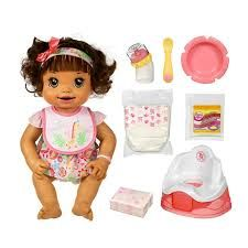 Baby Alive Ready For Ballet Doll African American With 2