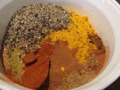 Make and share this Tandoori Masala (Spice Mix) recipe from Food.com.