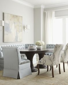 Dining Chairs And Table Room Furniture Area