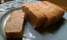 Another almond psyllium bread