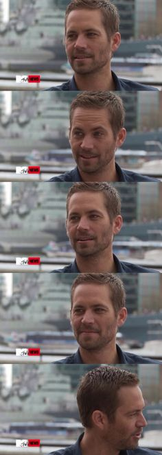 Paul in London promoting FF6 (pics from FB acc Paul Walker always in our hearts)
