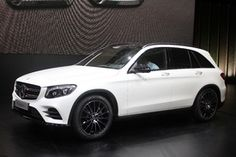 2016 Mercedes-Benz GLC-Class unveiling live from Germany!