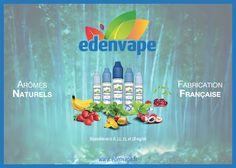 Point Smoke - eliquide Edenvape - Arômes 100% naturels, fabrication française - 31 saveurs - #edenvape #eliquide #eliquid #ejuice #aromesnaturels #aromenaturel #vape #vapoteur #pointsmoke