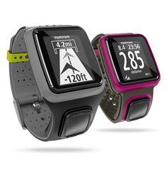 Buena pinta el nuevo reloj de @TomTomSpain para correr... TomTom Runner GPS Sport Watch