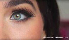 Tips & Tricks for everyone who wears false lashes