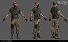 Zombie Cosplay, Danny Garcia, Zombie Art, Zombies, Videogames, Monsters, People, Survival, Characters