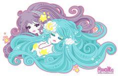 Miss Kika, Mermaids