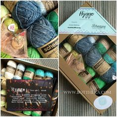 Hygge Scheepjes CAL 2017 -Danish Mermaid kit