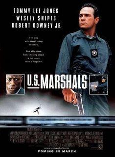 U.S. Marshals (1998) Cinema Tv, Films Cinema, Robert Downey Jr, Sugar Hill Movie, Action Movies, Hd Movies, Plane Movies, Watch Movies, Wesley Snipes Movies