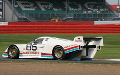 RaceCarAds - Race Cars For Sale » IMSA GTP CAR for sale
