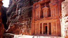 Petra, scoperta piattaforma monumentale