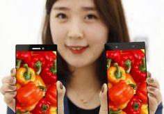 LG lança smartphone com tela com a menor borda do mundo - http://updatefreud.blogspot.com.br/2014/10/LG-lanca-smartphone-com-tela-com-a-menor-borda-do-mundo.html