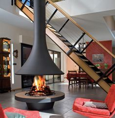 30 Beautiful Modern Fireplaces For Winter Design Ideas Portable heaters installed on the side of the house are also important preparations. For those who already have a home, of course having a fireplace as a h