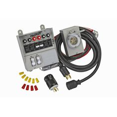 Reliance�6-Circuit Transfer Switch Kit with  30-Amp Inlet Box