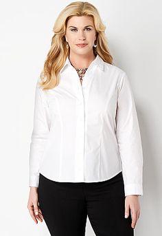 Wrinkle Resistant Shirt.Wrinkle Resistant Shirt.  #CBFallFavorites