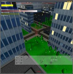 PoopmUp is an open source arcade-style 3D flight simulator. - Linux & The Planet Games