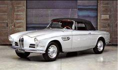 A very rare BMW 503