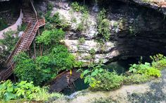 Cenote in Mexiko © Daniel Pucher / restplatzboerse.at