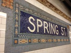 52 Super ideas home bar signs subway tiles New York Subway, Nyc Subway, Subway Art, Subway Tiles, Go Transit, Home Bar Signs, Home Nyc, S Bahn, New York City Travel