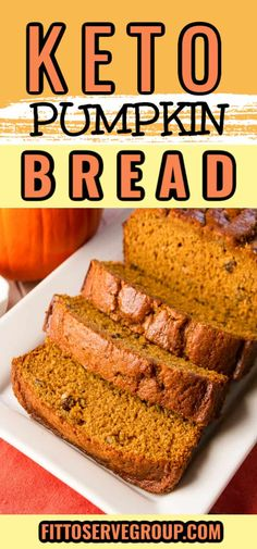 It's a perfected keto pumpkin bread.It took a few tries but this recipe for low carb pumpkin bread produces the best, most delicious low carb, keto-friendly pumpkin bread. Topped with cream cheese frosting for the perfect pumpkin treat. #ketopumpkinbread #lowcarbpumpkinbread #ketopumpkinrecipe #lowcarbpumpkinrecipe #lowcarbquickbread #ketoquickbread