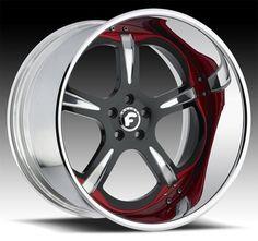 Forgiato Custom Wheels