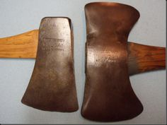 Wood Trekker: Kelly Axe Manufacturing; Guest Post by OPERATOR1975