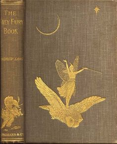Andrew Lang's Fairy Books by MyOwlBarn, via Flickr