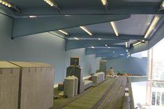 Atlas Model Railroad Co. - double deck layout lighting: pics please
