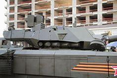 Rocketumblr | Armata Universal Combat Platform T-14 MBT