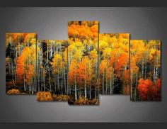 At Octo Treasures we specialize in high quality large multi-panel wall canvas, purchase this amazing fall autumn woods wall canvas today we will ship the canvas for free. This is the perfect centerpiece for your home. It is easy to assemble and hang the panels together which makes this a great gift for your loved ones. The multi panel canvas is unique and creative, you and your guests will be amazed every time you enter the room. We offer professional packaging for every painting you…