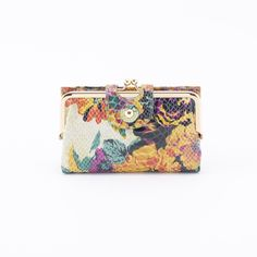 The 'Alice' wallet in vintage bouquet. #hobobags