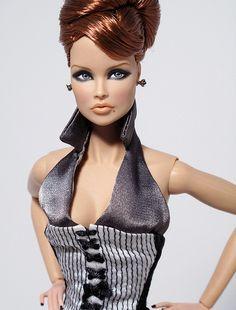 Barbie poshness