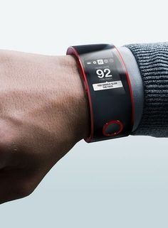 Would you sport the new smart watch from Nissan?